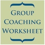 Group Coaching Worksheet