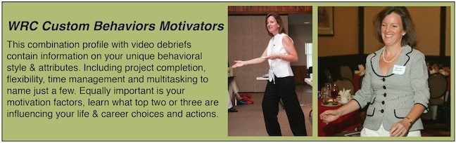 Behaviors & Motivators